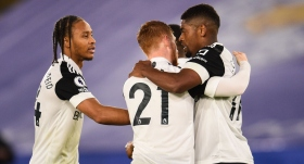 Leicester City, Fulham'a kaybetti