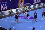 Beşiktaş EHF Avrupa Ligi'nde CSKA'ya mağlup oldu
