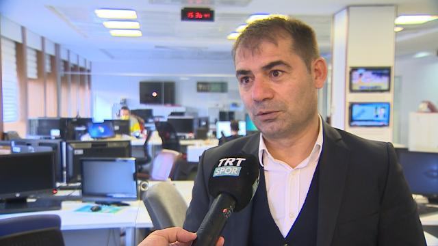 Metin Diyadin TRT Spor'a konuştu