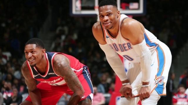 NBA'de dev takas gerçekleşti