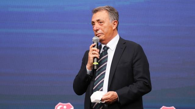 Ahmet Nur Çebi TRT Spor'a konuk oldu