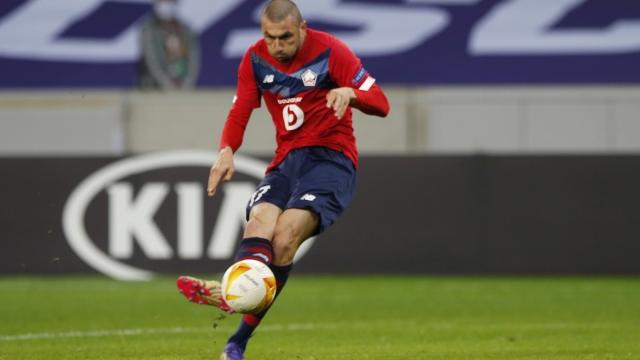 Türkler atıyor Lille kazanıyor