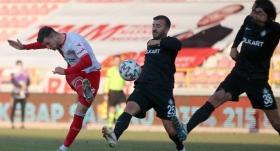 Boluspor Altay'ı tek golle geçti