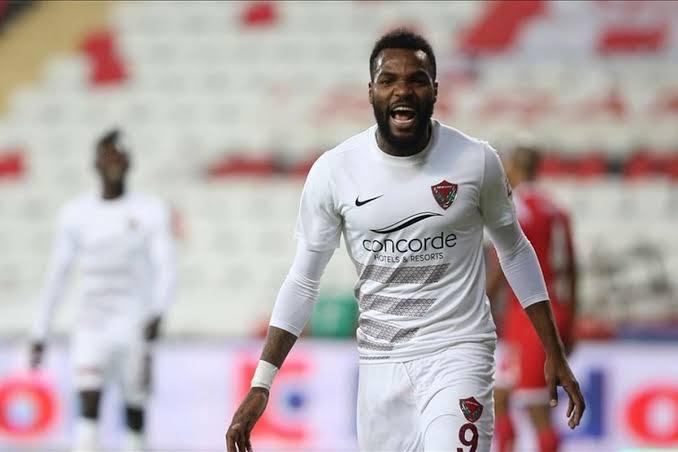 5) Boupendza`dan 3 maçta 7 gol