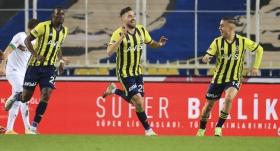 Fenerbahçe'nin konuğu Ankaragücü