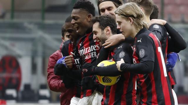 İtalya Kupası | Milan - Torino (Özet)