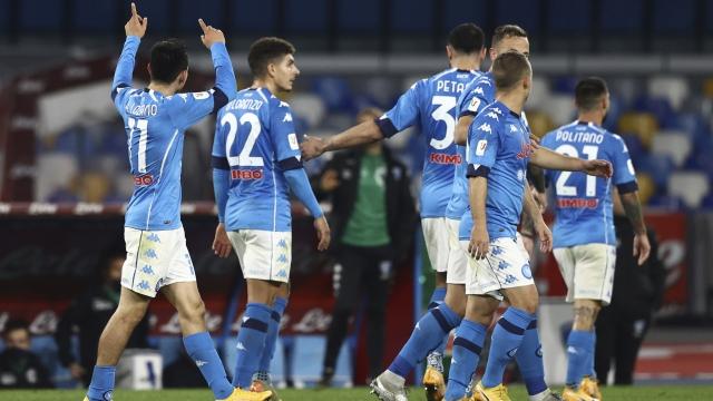 İtalya Kupası | Napoli - Empoli (Özet)