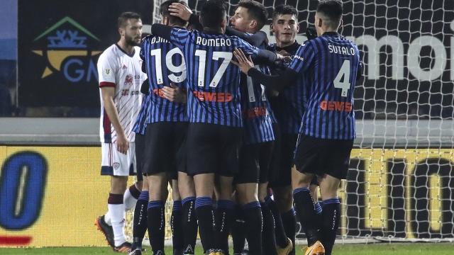 İtalya Kupası | Atalanta - Cagliari (Özet)