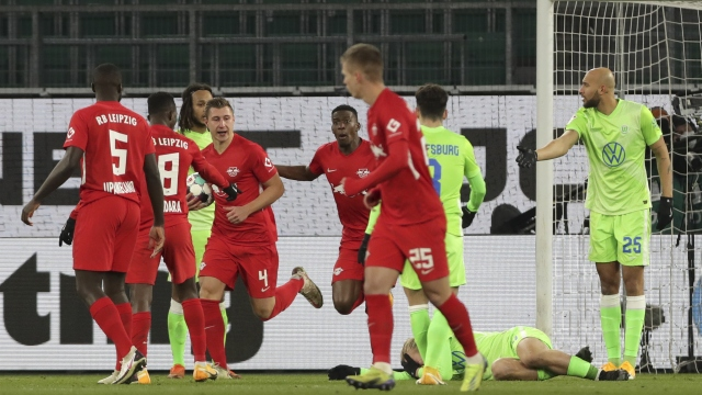 Bundesliga 16. Hafta | Wolfsburg - Leipzig (Özet)