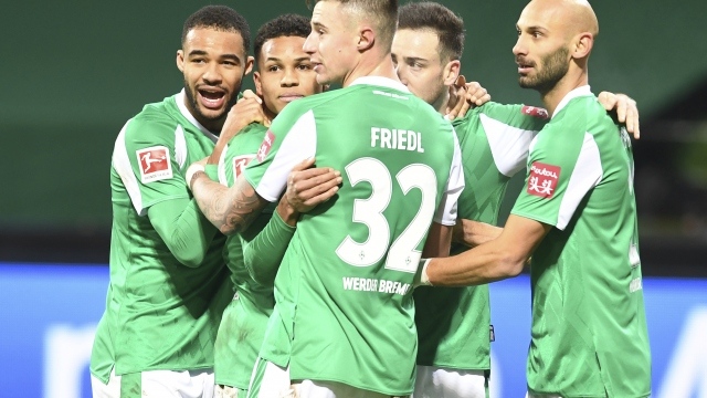 Bundesliga 16. Hafta | Werder Bremen - Augsburg (Özet)