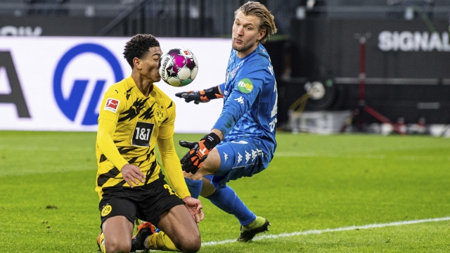 Bundesliga 16. Hafta | Dortmund - Mainz (Özet)