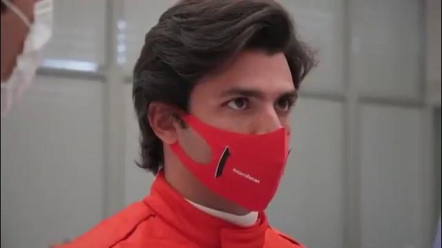 Carlos Sainz'den Ferrari itirafı