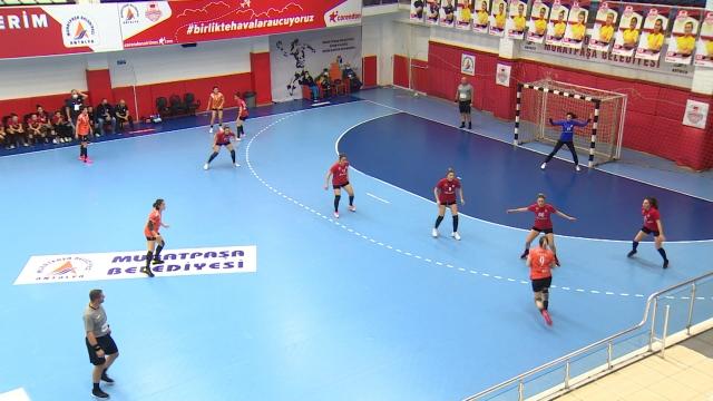 EHF Kupası'nda Türk kapışması