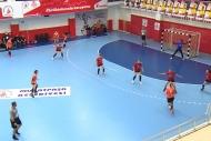 Hentbol Kadınlar EHF Kupası'nda temsilcilerimiz karşılaştı