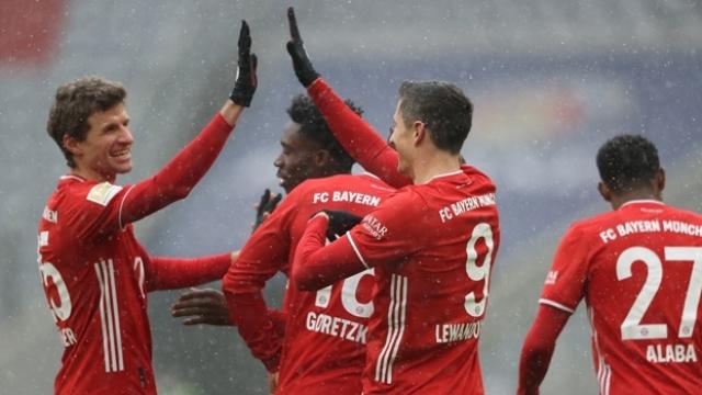 Bundesliga 16. Hafta | Bayern - Freiburg (Özet)