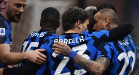 Inter'in zirve takibi sürüyor