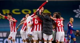 İspanya Süper Kupası Athletic Bilbao'nun