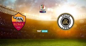 Roma-Spezia maçı TRT SPOR'da