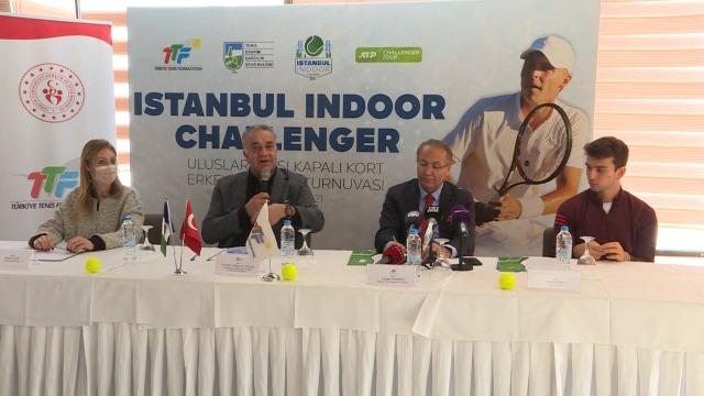 İstanbul Indoor Open'da ana tablo maçları başladı