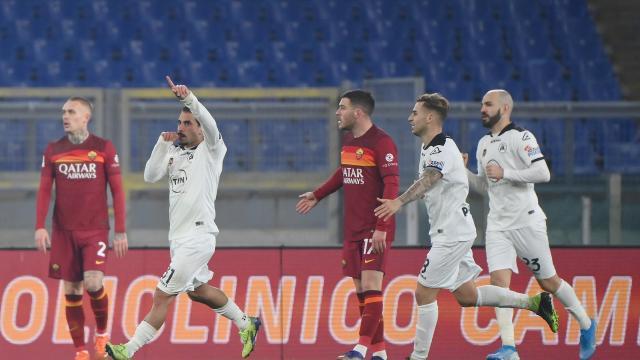 İtalya Kupası | Roma - Spezia (Özet)