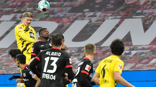 Bundesliga 17. Hafta | B. Leverkusen - B. Dortmund (özet)