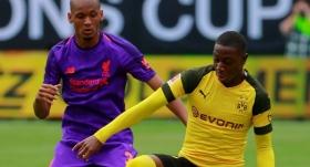 Sancho'dan bir gün önce Dortmund'a transfer olan İngiliz: Denzeil Boadu
