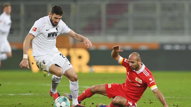 Bundesliga 18. Hafta | Augsburg - Union Berlin (özet)