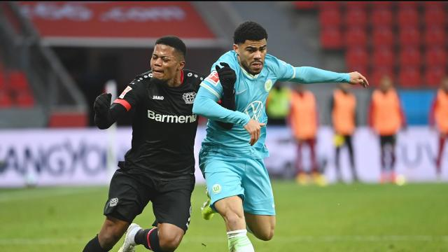 Bundesliga 18. Hafta | B. Leverkusen - Wolfsburg (özet)