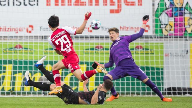 Bundesliga 18. Hafta | Freiburg - Stuttgart (özet)