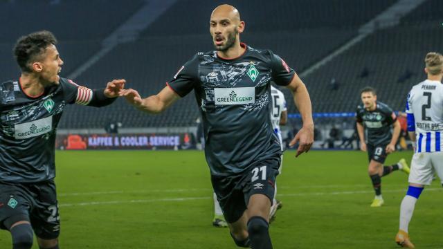 Bundesliga 18. Hafta | H. Berlin - W. Bremen (özet)