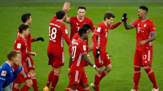 Bundesliga 18. Hafta | Schalke - Bayern (Özet)