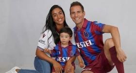 Joao Pereira ve eşi Natacha Esmail'den teşekkür mesajı