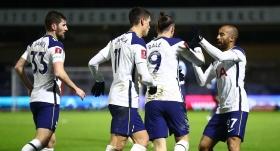 Tottenham geç açıldı