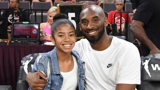 Kobe ve Gianna Bryant unutulmadı