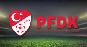 PFDK'dan Süper Lig'den 2 kulübe para cezası