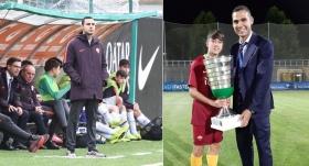 Roma'da bir Türk teknik direktör: Tuğberk Tanrıvermiş