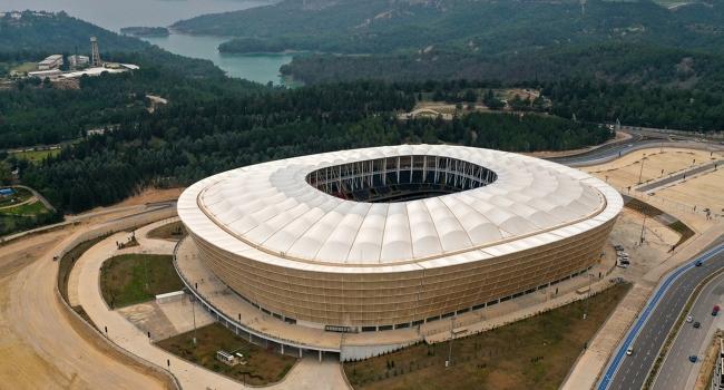 Yapımı tamamlanan Yeni Adana Stadı kapılarını açıyor ile ilgili görsel sonucu