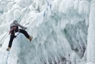 Türkiye Buz Tırmanış Şampiyonası nefes kesti Haberinin Görseli