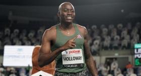 Holloway 27 yıllık rekoru kırdı
