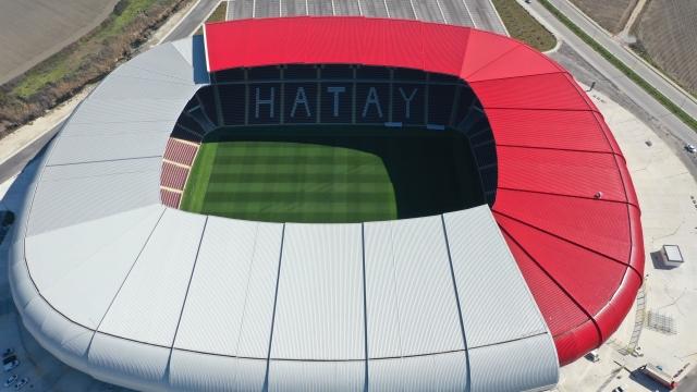 Türkiye 32 yeni stadı ile parlıyor