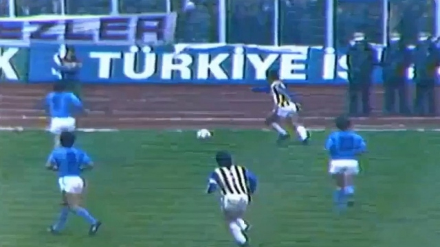 1986-87 | Trabzonspor-Fenerbahçe: 1-1