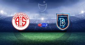 Antalyaspor'un konuğu Başakşehir