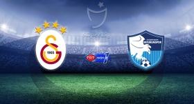 Galatasaray, BB Erzurumspor'u ağırlayacak