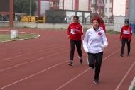 Milli sporcular  hazırlıklarını Samsun'da sürdürüyor Haberinin Görseli