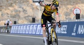 BAE Turu'nda 5. etapta zafer Vingegaard'ın
