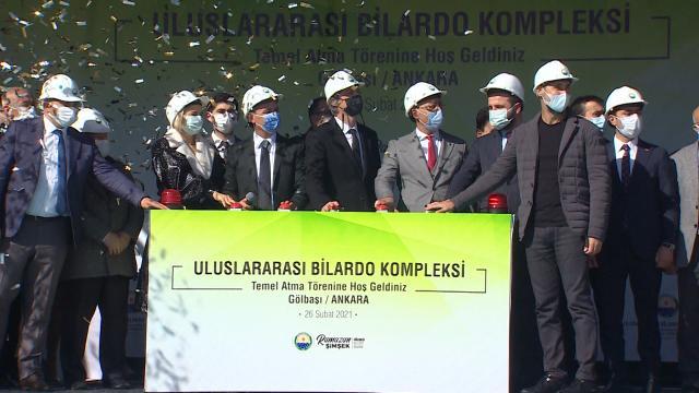 Prestijli turnuvalar artık Ankara'da