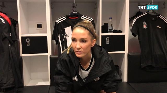 Kadın Futbol Ligi'nin tek annesi: Jessica Çarmıklı