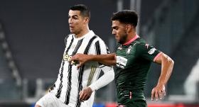 Juventus, Hellas Verona'ya takıldı