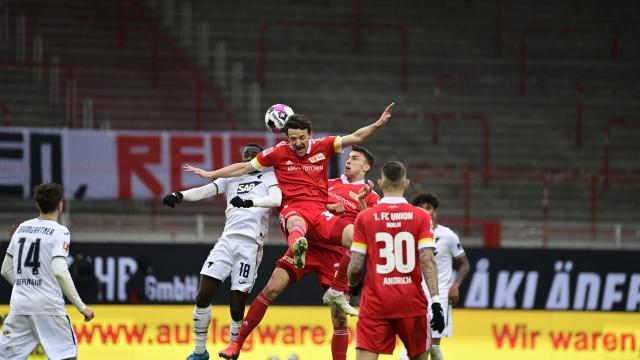 Bundesliga 23.Hafta| Union Berlin - Hoffenheim (Özet)