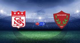 Hatayspor, Sivasspor'a konuk olacak